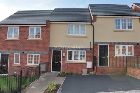 2 bedroom detached house to rent - Dresdon Street, Hanley