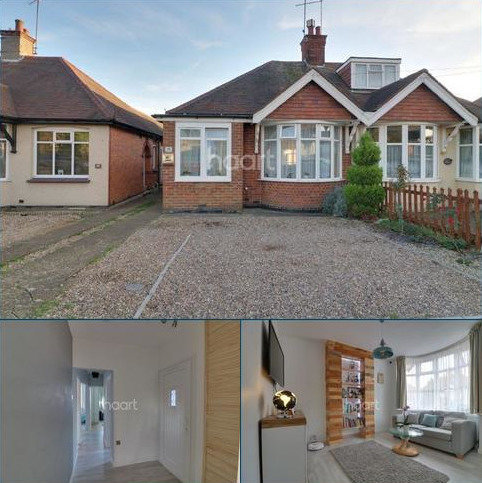 2 bedroom bungalow for sale - Malcolm Drive Northampton