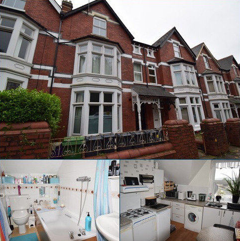 1 bedroom flat to rent - Pencisely Road, Cardiff