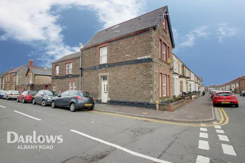 5 bedroom end of terrace house for sale - Keppoch Street, Cardiff