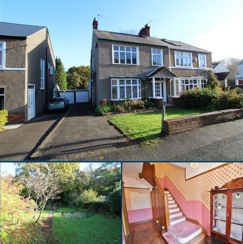 3 bedroom semi-detached house for sale - Crystal Glen, Llanishen, CARDIFF