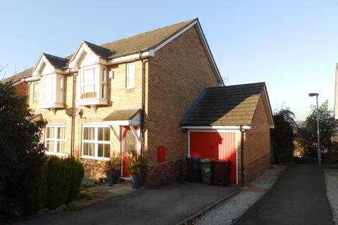 2 bedroom terraced house to rent - STEAD HILL WAY, THACKLEY, BD10 8WE