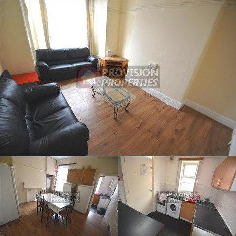 6 bedroom terraced house to rent - Queens Road , Hyde Park, Leeds LS6
