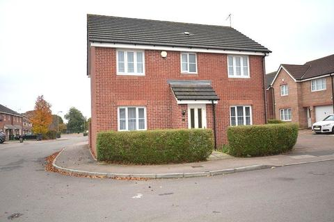 4 bedroom detached house for sale - James Court, St. Mellons, Cardiff. CF3