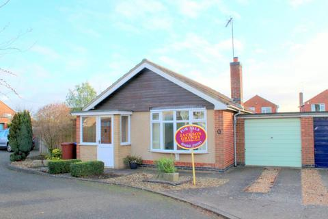2 bedroom detached bungalow for sale - Brockwood Close, Duston, Northampton NN5 6LY