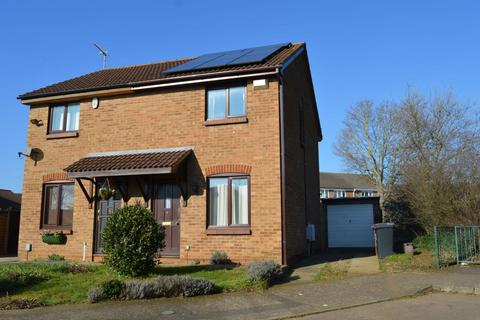 2 bedroom semi-detached house for sale - Tiptoe Close, Cherry Lodge, Northampton NN3 8TD
