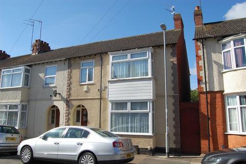 3 bedroom end of terrace house for sale - Wycliffe Road, Abington, Northampton NN1 5JJ