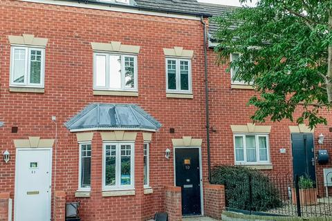 3 bedroom townhouse for sale - Ashmead, Little Billing, Northampton NN3 9JQ