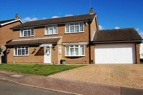 4 bedroom detached house for sale - Shepperton Close, Great Billing, Northampton NN3 9NT