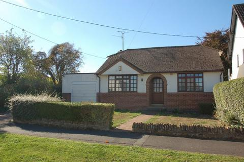 2 bedroom detached bungalow for sale - Rowan Avenue, Boothville, Northampton NN3 6JF