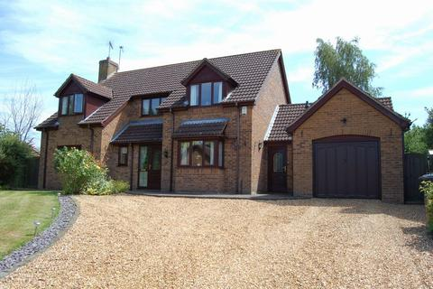 4 bedroom detached house for sale - West Farm Close, Hannington, Northampton NN6 9SE