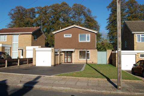 3 bedroom detached house for sale - Rushmere Crescent, Rushmere, Northampton NN1 5SA