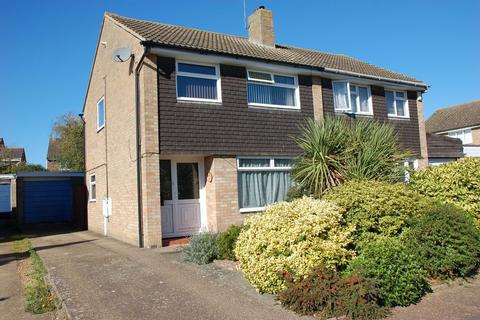 3 bedroom semi-detached house for sale - East Leys Court, Moulton, Northampton NN3 7TX