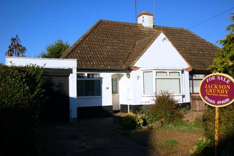 2 bedroom semi-detached bungalow for sale - Beech Grove, Boothville, Northampton NN3 6JY