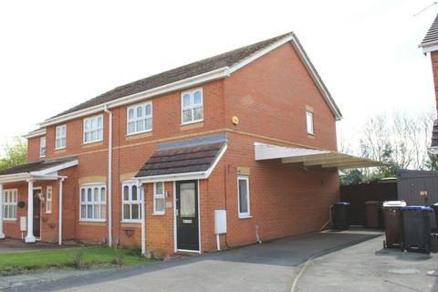3 bedroom semi-detached house for sale - Skinner Avenue, Upton, Northampton NN5 4AG