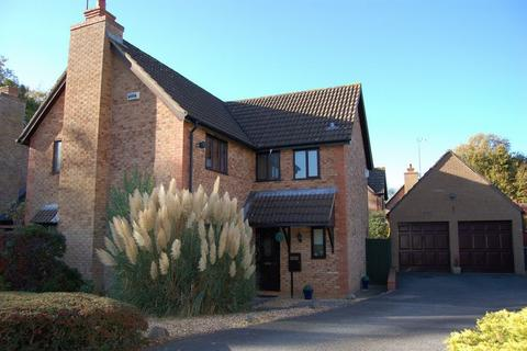 4 bedroom detached house for sale - Sarek Park, West Hunsbury, Northampton NN4 9YA