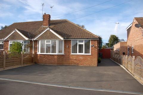 3 bedroom semi-detached bungalow for sale - Fuller Road, Moulton, Northampton NN3 7QZ