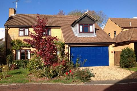 4 bedroom detached house for sale - Wood Avens Close, West Hunsbury, Northampton NN4 9TX