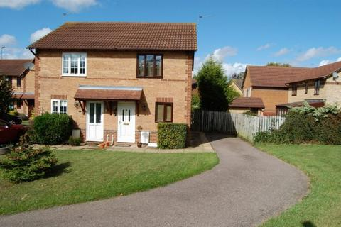 2 bedroom semi-detached house to rent - Avignon Close, Duston, Northampton NN5 6QS