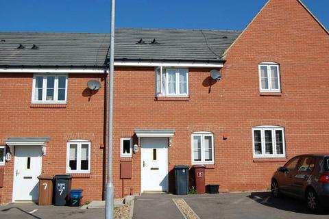 2 bedroom terraced house to rent - Acorn Close, St Crispins, Northampton NN5 4BD