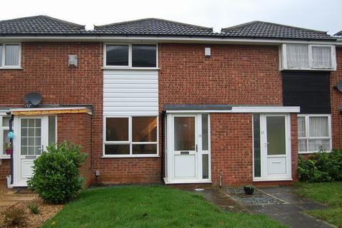2 bedroom terraced house to rent - Hallam Close, Moulton, Northampton NN3 7LB
