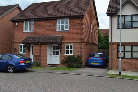 2 bedroom semi-detached house to rent - Aster Close, Abington Vale, Northampton NN3 3XG