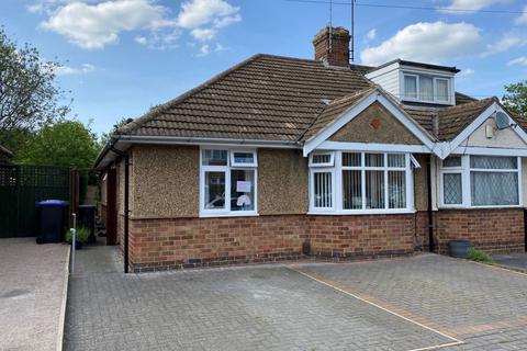 2 bedroom semi-detached bungalow to rent - Stone Way, Duston Village, Northampton NN5 6HW