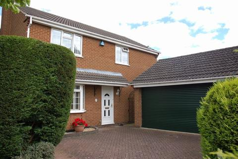 4 bedroom detached house to rent - Ibstock Close, Off Billing Lane, Northampton NN3 5DL