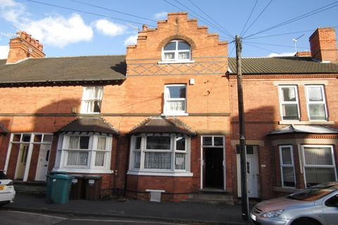 4 bedroom terraced house for sale - Foxhall Road, Nottingham, NG7