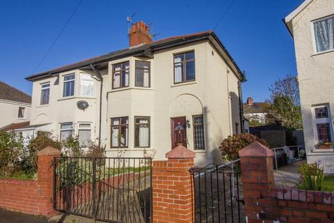 3 bedroom semi-detached house for sale - Coleridge Avenue, Penarth
