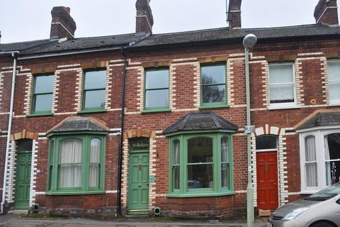 2 bedroom terraced house to rent - Temple Road, Exeter