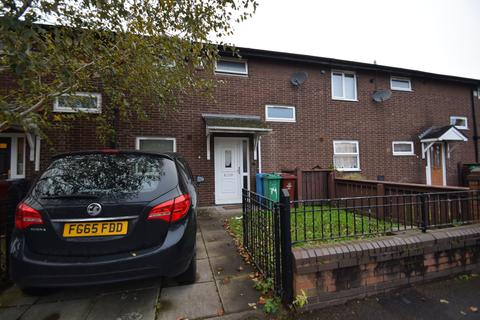 2 bedroom terraced house to rent - Brentwood Street Manchester M16 7LG