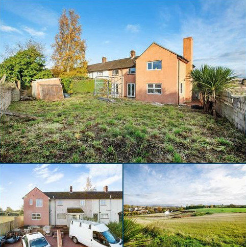 4 bedroom end of terrace house for sale - Creedwell Orchard, Taunton