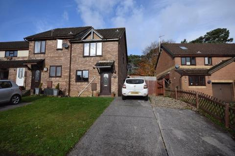 2 bedroom semi-detached house for sale - 117, Rowans Lane, Bridgend CF32 9LZ