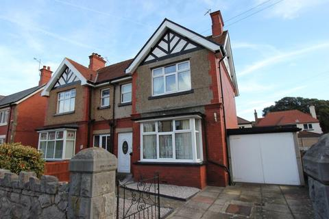 4 bedroom semi-detached house for sale - Victoria Road, Old Colwyn