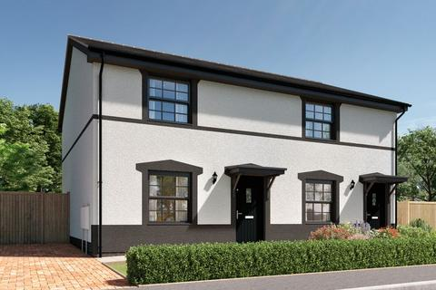 2 bedroom semi-detached house for sale - Oakwood Development, Conwy