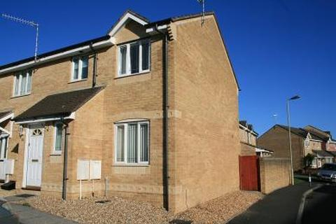 3 bedroom end of terrace house to rent - Gerddi Quarella, Bridgend, Bridgend County Borough, CF31 1LG