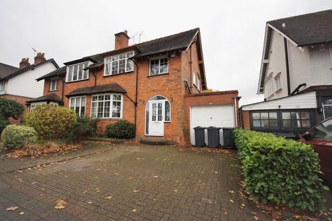 3 bedroom semi-detached house for sale - Linden Road, Bournville, Birmingham