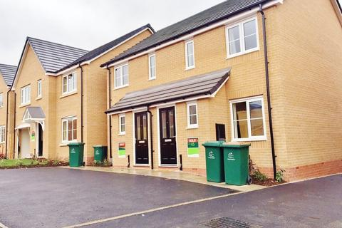 2 bedroom semi-detached house to rent - Greyhound Road, THE BROOKS CV6 4DB