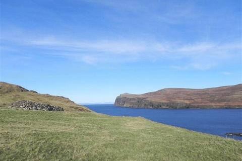 Land for sale - Planning in principle, loch view, a magnificent setting in NW Skye