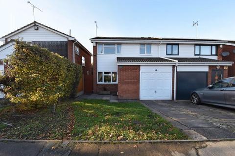 3 bedroom semi-detached house for sale - John McGuire Crescent, Ernesford Grange