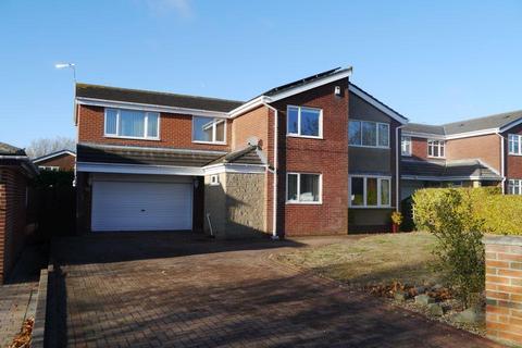 5 bedroom detached house for sale - IDEAL FAMILY HOUSE Richmond Way, Barns Park, Cramlington