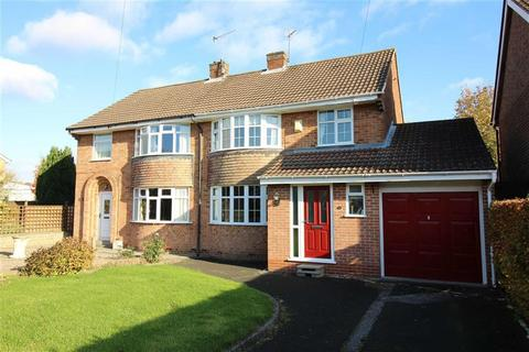 3 bedroom semi-detached house for sale - Blenheim Drive, Allestree, Derby
