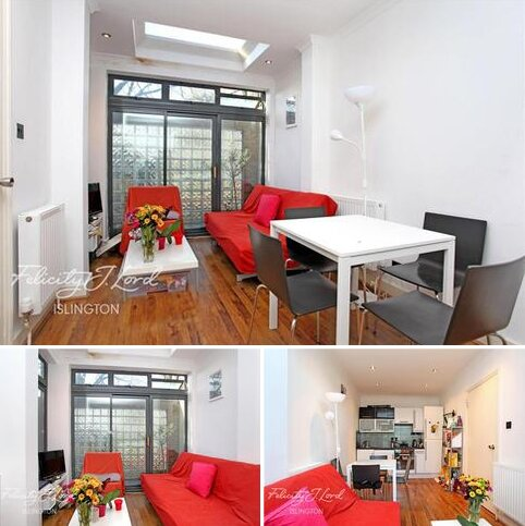 1 bedroom flat to rent - Paradise Passage, London, N7