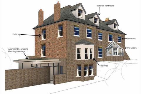 3 bedroom apartment for sale - North Morte Road, Mortehoe, Woolacombe, Devon, EX34
