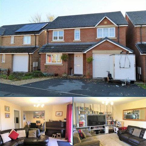 4 bedroom detached house for sale - Beauchamp Walk, Swansea, SA4