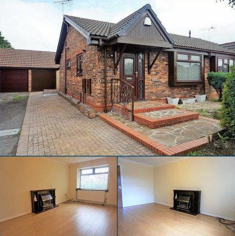 2 bedroom semi-detached bungalow for sale - Heol Pentrebach, Swansea, SA4