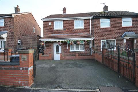 2 bedroom semi-detached house to rent - St. Marys Road, Aspull, Wigan