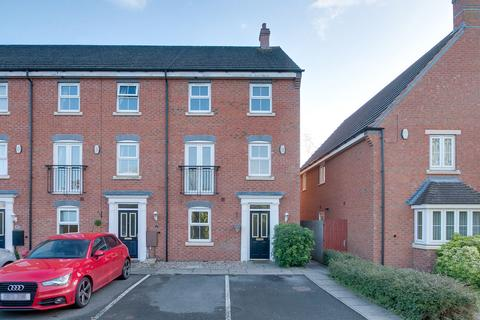 4 Bedroom End Of Terrace House For Sale Pitchcombe Close Lodge Park Redditch