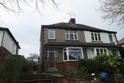 3 bedroom semi-detached house to rent - Grove Avenue, Wadsley